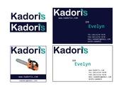 Kadoris LOGO/名片設計