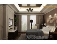 室內設計、建築外觀3D擬真繪圖-李天聖