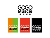 GOGOMuscle_logo設計