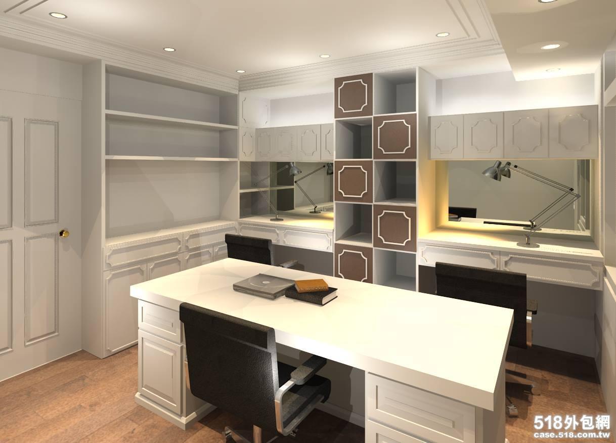 室内空间设计 - 江月 空间设计的工作室服务报价