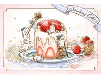 文創風格 彩色插畫-Rabbit Corner Studio