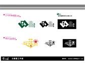 威利形象視覺logo及產品logo