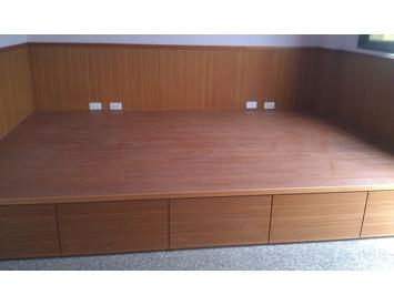 木質地板工程