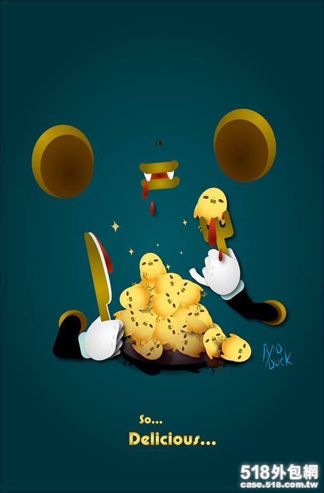 插画/绘本 - bad duck的工作室服务报价