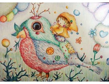 儿童插画/绘本