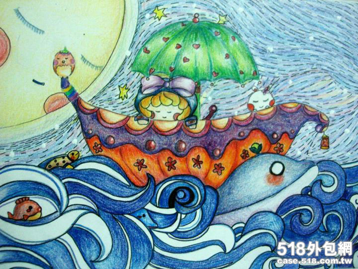 儿童插画/绘本 - 王雅璿的工作室服务报价