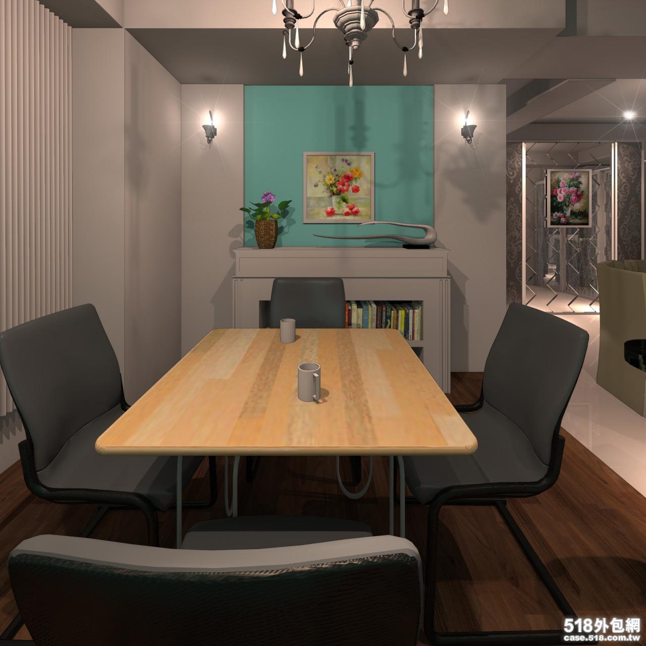 室内空间设计 - 创羿设计的工作室服务报价