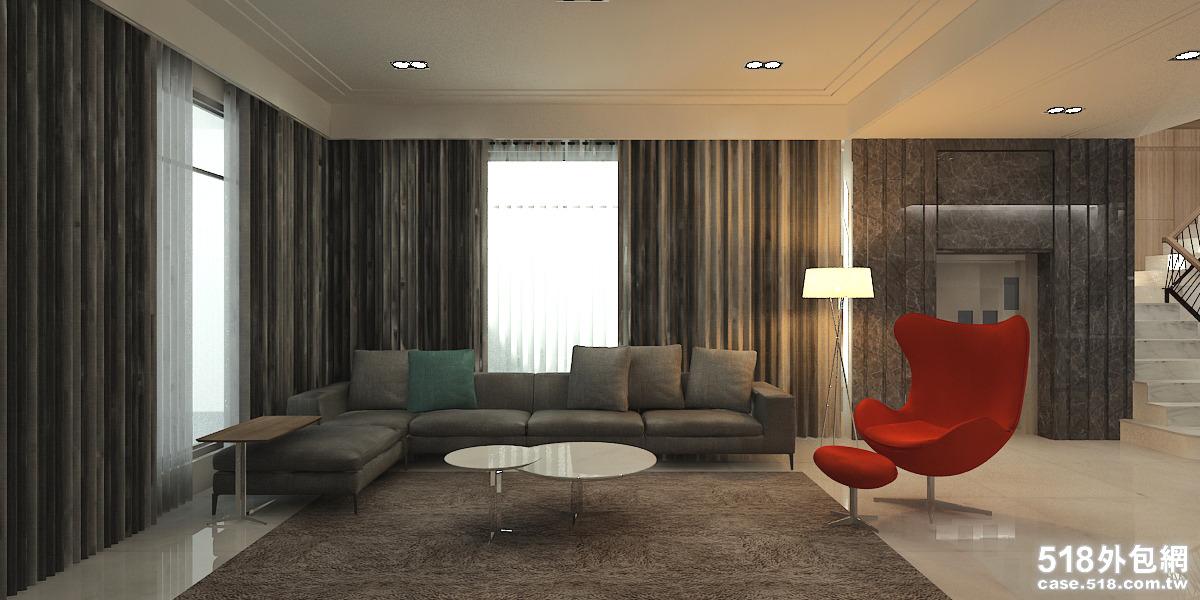 室内空间设计 - 方位创意设计的工作室服务报价