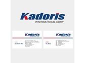 零件出口公司logo 與名片
