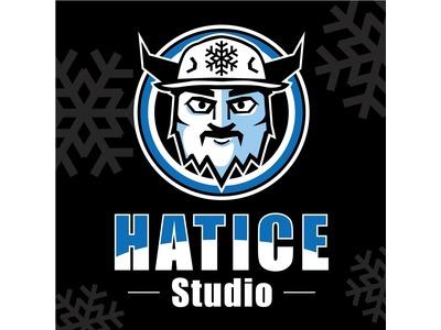 HATICE STUDIO LOGO設計