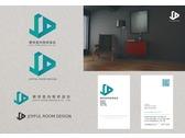 室內設計形象LOGO及名片設計
