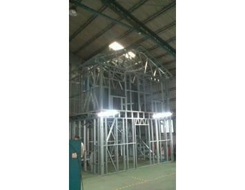 C型鋼構隔間建築