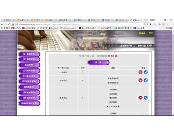 網站商務設計會員購物系統架設