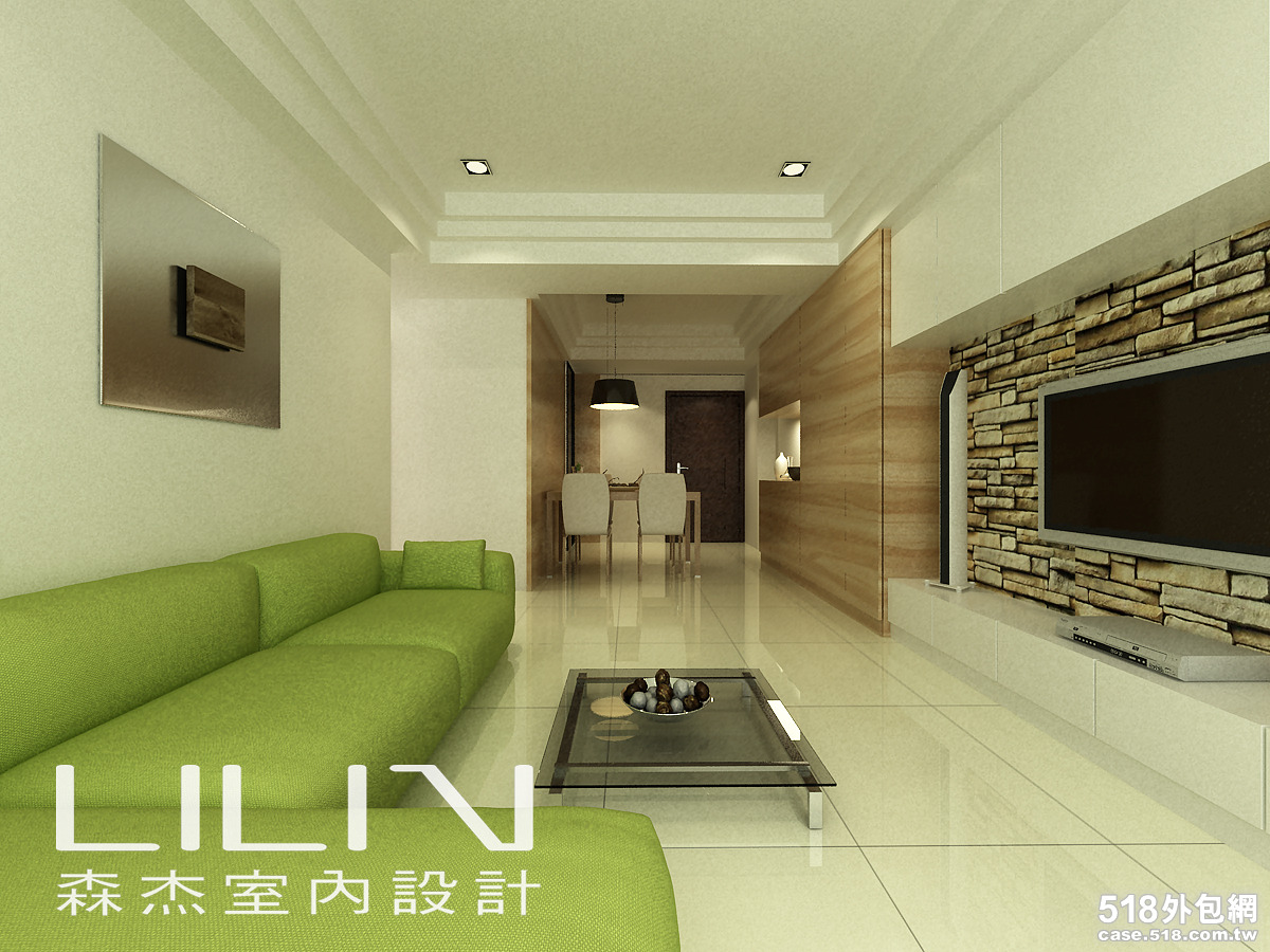 3d场景设计图 - 森杰室内设计的工作室服务报价