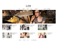 購物網首頁設計-小芬