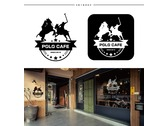 POLO Cafe咖啡廳_LOGO設計