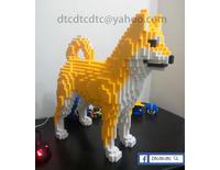 LEGO積木實體化設計-DTC
