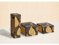 水雷射保養品包裝設計-黑研創意事務