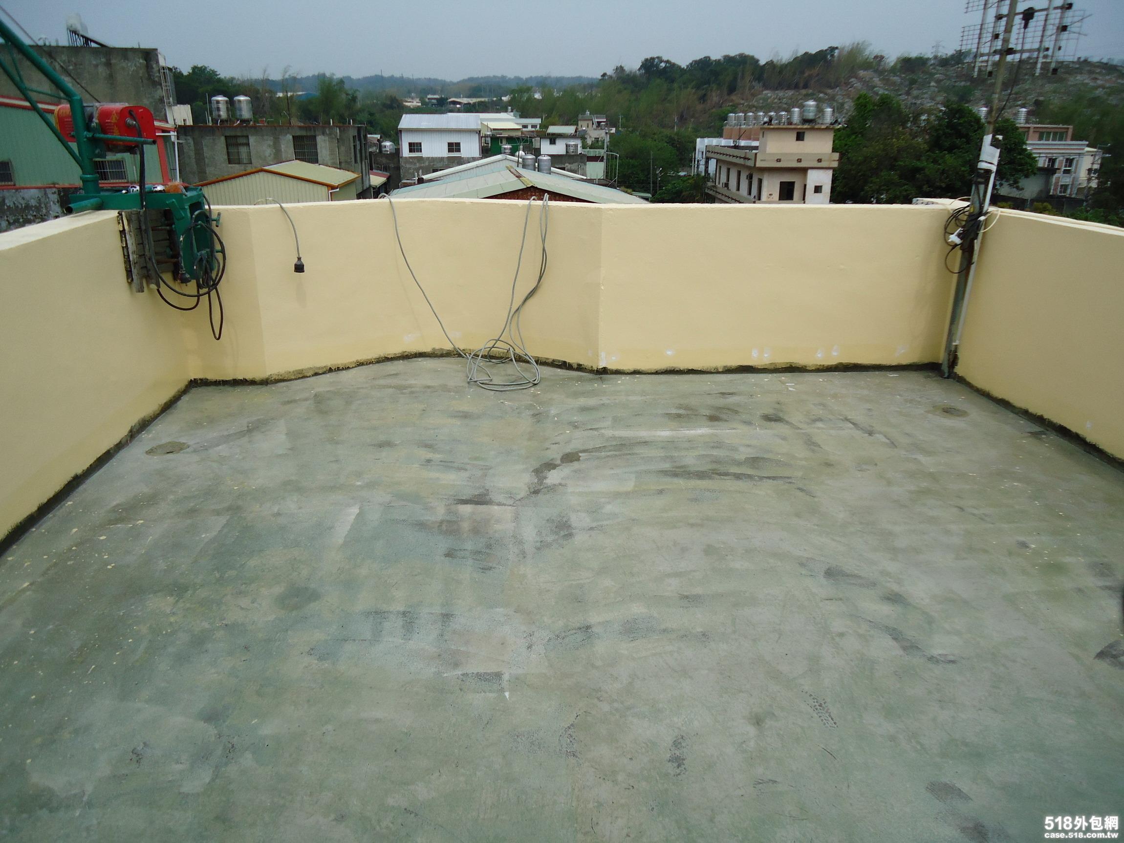 现在房屋顶层隔热防水结构说明