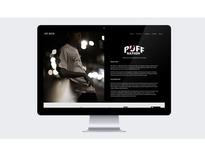 網站設計/Puff Nation-沐希企業有限公司