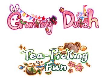 小遊戲logo設計