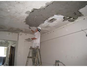 鋼筋外露結構補強修繕