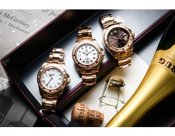 腕錶情境攝影