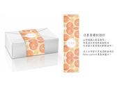 淡果香腰封包裝設計