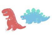 恐龍與劍龍