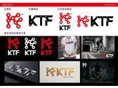 KTF 標誌設計