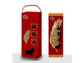 加工肉品禮盒及包裝設計-鹹豬肉包裝及禮盒
