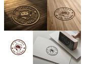 ZAKKA簡約日系咖啡logo設計