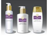護髮產品系列包裝設計色樣