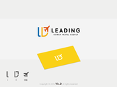 儷庭旅行社_logo、名片設