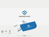 呼呼睡眠科技_logo設計2