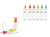 護髮產品-瓶身視覺設計