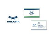 運動、戶外機能服飾 logo與名片設計