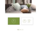 PureLife香氛品牌LOGO設計