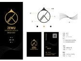 ZEWU logo design