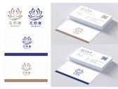 簡約素雅logo