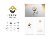 大金石材logo設計