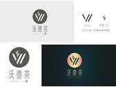 沃德茶logo設計-2