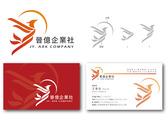 晉億企業社logo&名片設計-2
