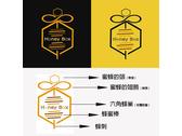 Honey Box 品牌Logo設計 2