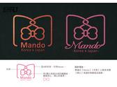 Mando服飾LOGO設計