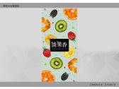 果乾水包裝設計