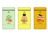 檸檬/鳳梨/芒果內袋設計