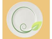 瓷器餐具邊框設計