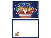 台灣聖誕卡明信片