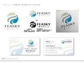 電子商務公司logo及名片設計